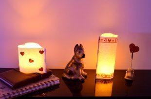 paper lantern valentine's day